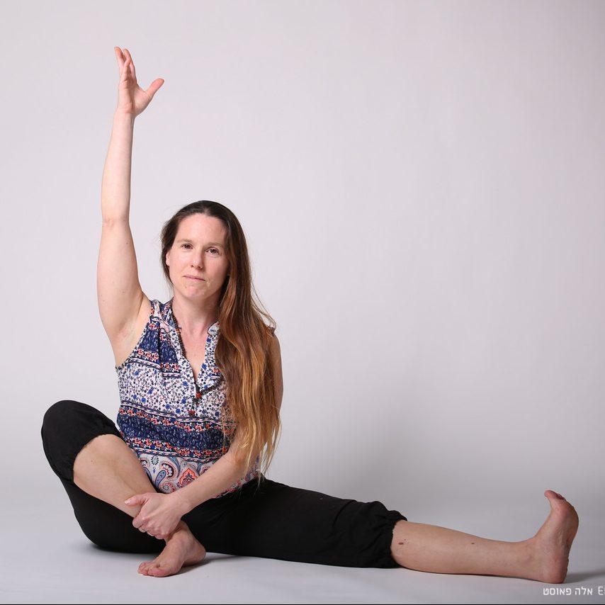 שיעורי יוגה טיפולית