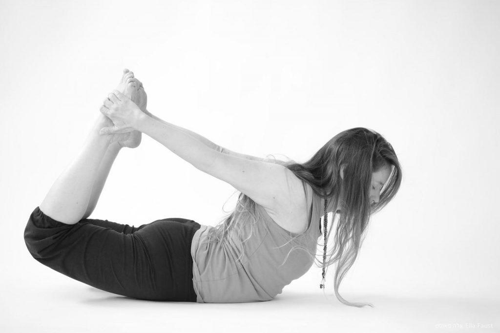 שיעורי יוגה בזום